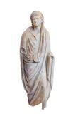 Roman emperor Augustus stock images