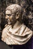 Roman Emperor, estátua de Caracalla Imagens de Stock