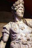 Roman emperor Hadrian Stock Images