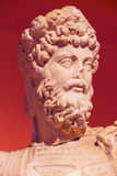 Roman emperor Hadrian Stock Photos