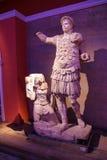 Roman emperor Trajan Royalty Free Stock Photo