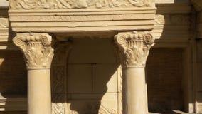 Roman Empire Building banque de vidéos