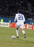 Roman Eremenko of Dynamo Kyiv Royalty Free Stock Image