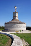 roman forntida citadel Arkivbilder