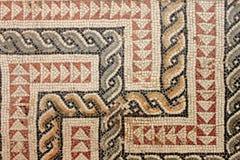 roman forntida mosaik arkivbild