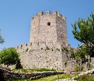 Roman fortress Royalty Free Stock Photo