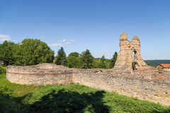 Roman fortress in Kula – Castra Martis Royalty Free Stock Image