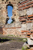 Roman fortress in Kula – Castra Martis Royalty Free Stock Photos