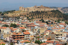 Roman fortress in Selcuk Royalty Free Stock Photography