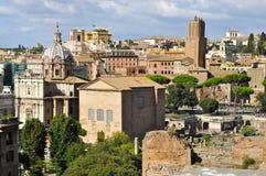 roman forum zdjęcie stock