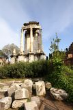Roman Forum Stock Image