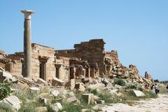 Roman forum Stock Photo