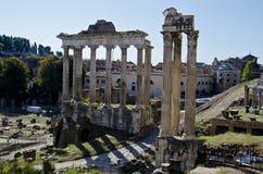 Roman Forum Royalty Free Stock Photography