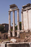 The Roman Forum Stock Photos