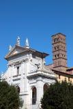 Roman forum Stock Foto