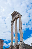 Roman Forum Lizenzfreies Stockfoto
