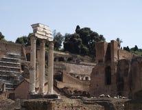 The Roman Forum (Forum Romanum) Royalty Free Stock Photography