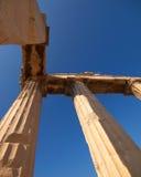 Roman forum gate Royalty Free Stock Photography