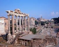 Roman Forum, Italy. Stock Photography