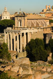 Roman Forum, Italy Royalty Free Stock Photography