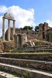 Roman Forum North royaltyfri fotografi