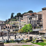 Roman Forum, Rome Royalty Free Stock Images