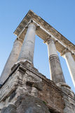 Roman Forum, Rome Royalty-vrije Stock Afbeeldingen