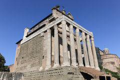 Roman Forum Rome Royalty Free Stock Images