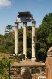 Roman Forum. Rome, Italy Stock Photography