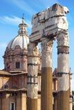 Roman Forum. Rome, italy Stock Photo