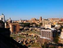 The Roman Forum, Rome, Italy Stock Photography