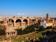 The Roman Forum, Rome, Italy Royalty Free Stock Photos