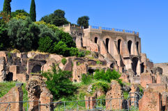 Roman Forum, Rome Italy Stock Photos