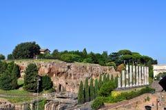 Roman Forum, Rome Italy Stock Photos