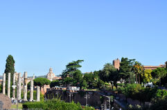 Roman Forum, Rome Italy Stock Images