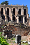 Roman Forum, Rome Italy Royalty Free Stock Photos