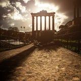 Roman forum Royalty Free Stock Photos