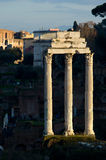 Roman Forum in Rome, Italy Stock Images