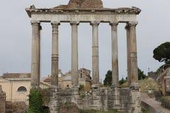 Roman Forum, Rome, Italy Royalty Free Stock Image