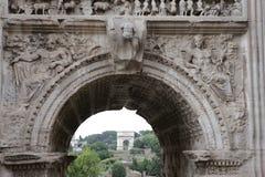 Roman Forum, Rome, Italy Royalty Free Stock Photography