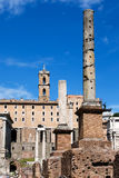 Roman Forum, Rome, Italy Stock Photography