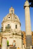 ROMAN FORUM,ROME,ITALY- NOVEMBER 4 Stock Photo