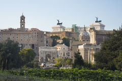 Roman Forum, Rome, Italy Stock Photos