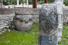 Roman Forum ruins Royalty Free Stock Photos