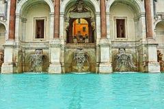 Roman fountain Stock Image