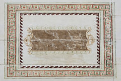 Roman Frame Royalty Free Stock Photos