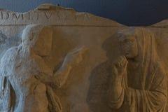 Roman frieze, Aquileia, Italy Royalty Free Stock Photo