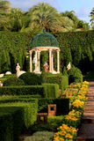 Roman garden Stock Image