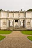 Roman garden Royalty Free Stock Image