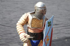 Roman Gladiator stockbild